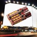 10 шт. 27 светод. диод автомобиля T10 лампы Canbus ошибка предупреждение компенсатор 4014 декодер супер белого авто габаритные габаритные огни