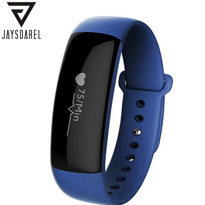 JAYSDAREL M88 Real-time Heart Rate Blood Pressure Monitor Smart Watch Waterproof IP67 Smart Wristwatch Bracelet for Android iOS jaysdarel heart rate blood pressure monitor smart watch no 1 gs8 sim card sms call bluetooth smart wristwatch for android ios