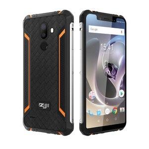 Image 3 - HOMTOM ZOJI Z33 4600 mAh 3 GB 32 GB IP68 Su Geçirmez telefon 5.85 inç HD + 19:9 Akıllı Telefon Android 8.1 MTK6739 Yüz KIMLIĞI 4G Cep Telefonu