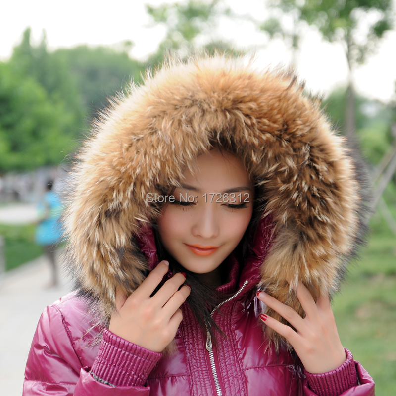 >Male ms <font><b>article</b></font> big raccoon cap was a raccoon fur <font><b>collars</b></font> skin straw hat led the whole leather wholesale and make to order