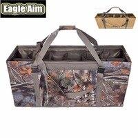 The New 12 Slot Lifelike Duck Decoy Bag Adjustable Shoulder Strap Strap For Goose Duck Turkey Hunting Bag