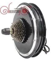 ConhisMotor FRETE IMPOSTO DA UE 36 v 48 v 1200 w Motor do Cubo Traseiro de Rosca para Ebike Brushless Gearless Roda Com único 6 ou 7 Velocidade Da Engrenagem|hub motor for ebike|rear hub motorhub motor -