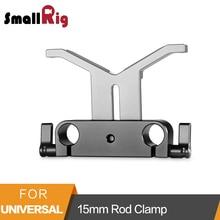 SmallRig Railblock Rod Braçadeira para 15mm Haste Dslr Rig Rail System-60mm Espaçados-840