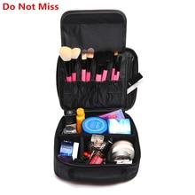 PLEEGA Brand Women Cosmetic Bag High Quality Travel Cosmetic Organizer Zipper Portable Makeup Bag Designers Trunk Cosmetic Bags