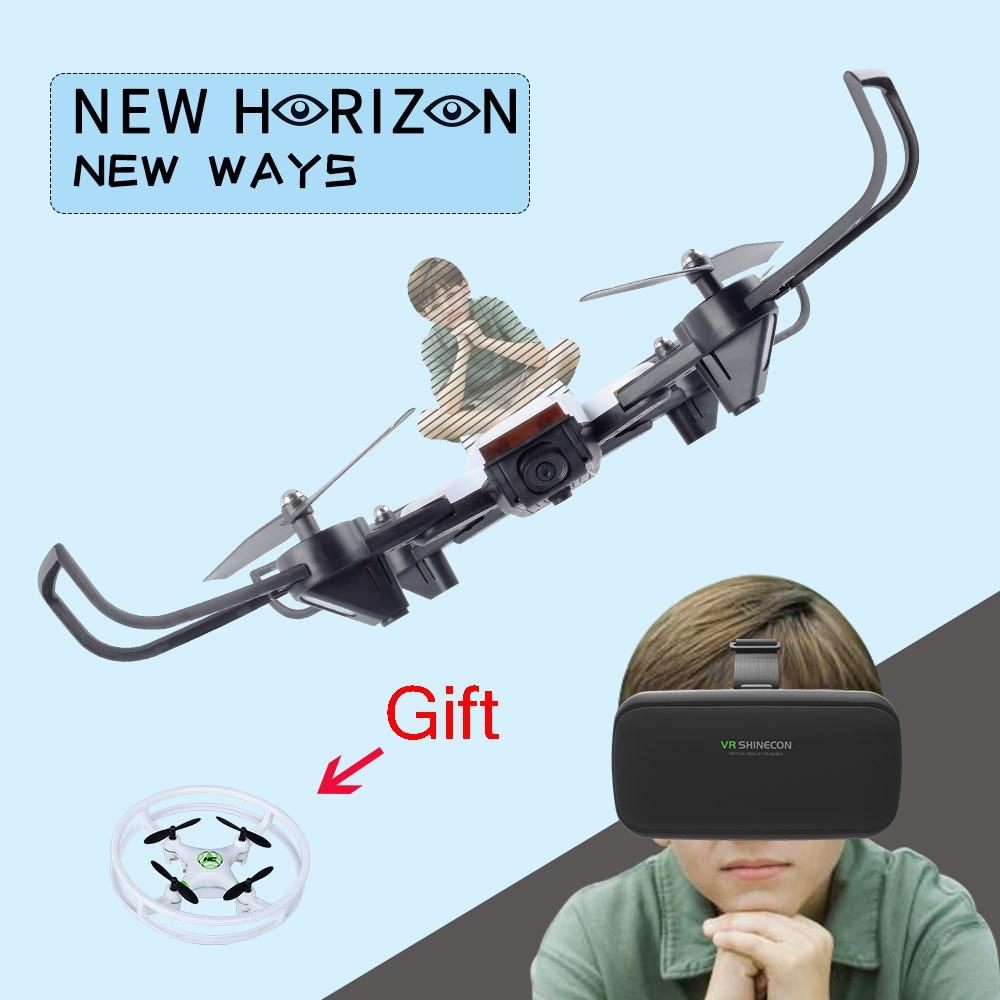 SG700 RC Quadcopter Drone with Camera HD FPV& VR Glasses Drones WiFi Phone Control Live Video Photo RC Toys VS Visuo XS809HW E58