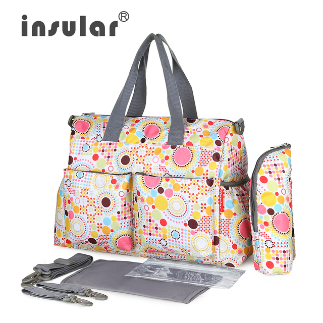 Fashion Diaper Bags For Mom,mother bag one shoulder cross-body bag of mother and baby -6070