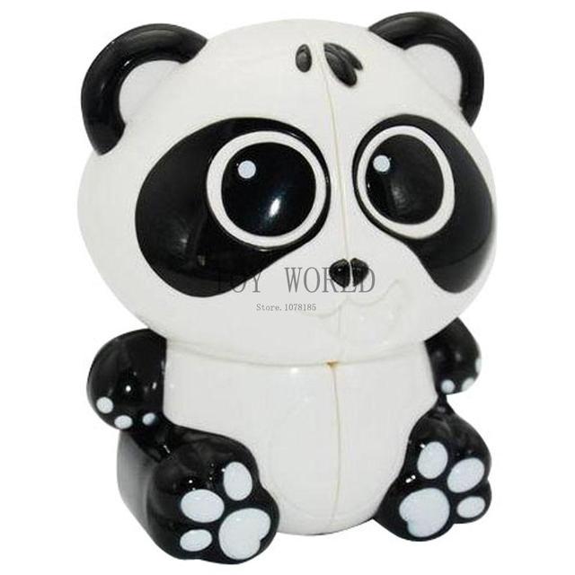 YuXin Panda 2x2 Magic Cube Puzzle profissional Magic Cube Puzzle Speed Cube Classic Toys Learning Education Games