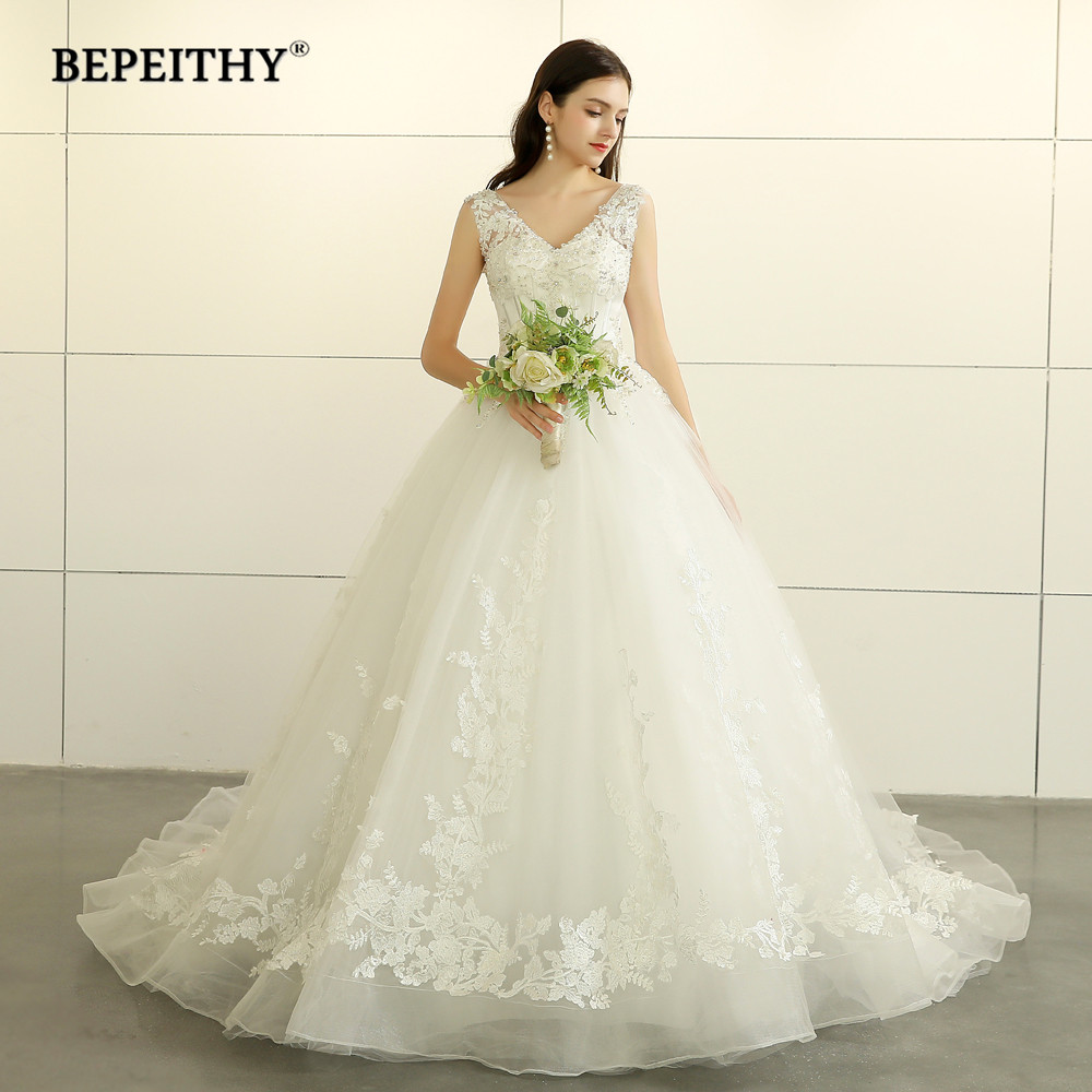 2019 Wedding Gown Design: Aliexpress.com : Buy BEPEITHY New Design 2019 Ball Gown