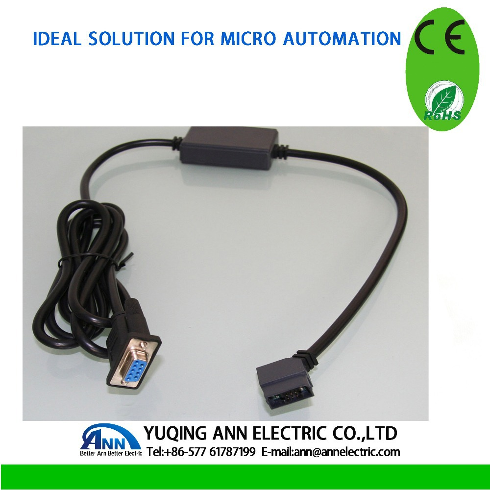 PLC Cable--ELC-RS232 communication module between PC and ELC units  only sell together with ELC PLC!!! elc служб спасения