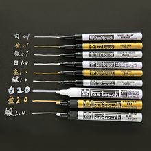 Stationery Sakura Pen-Tire Permanent-Paint-Marker Painting Cd-Glass Waterproof School