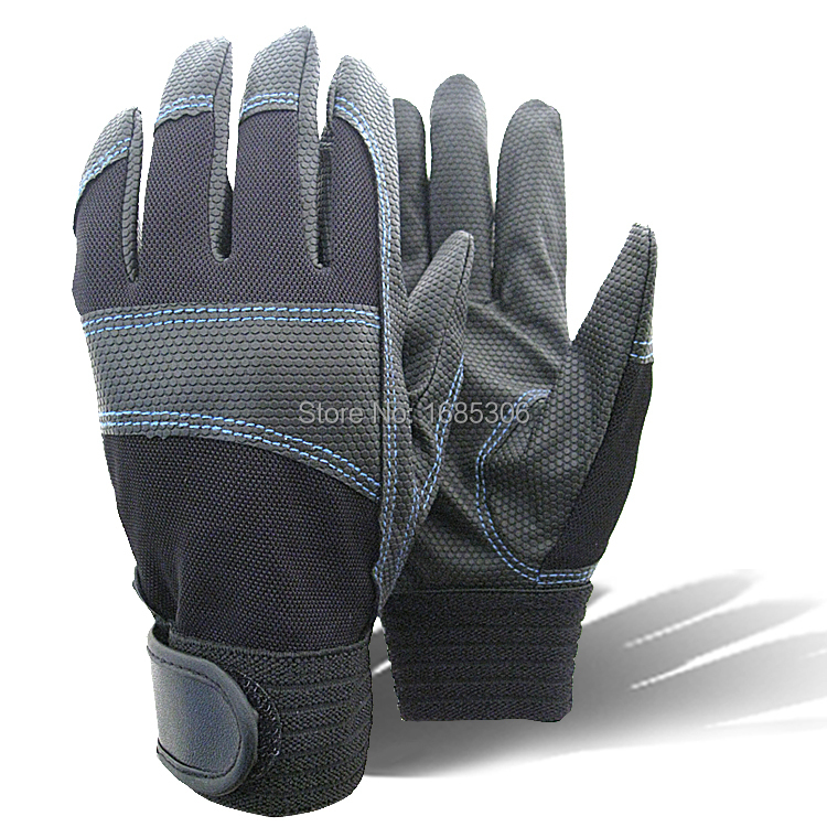 Sport Bike Hand Gloves: Cool Black Motorcycle Safety Glove Cars Driving Glove