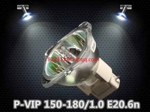 P-VIP 150-180/1.0 E20.6n Lamp for BenQ / Acer / Toshiba / Mitsubishi / NEC / Sharp Projector Lamp Bulb projector color wheel for benq w1000 p n oc cw 6ba ad176