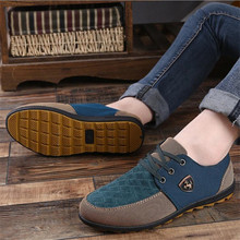 Spring and autumn new movement mens shoes low to help color canvas breathable casual fashion Sneakers 39--45