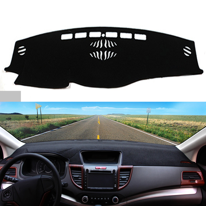 Car dashboard Avoid light pad Instrument platform desk cover Mats Carpets Auto accessories for toyota crown  2004 to 2016 dashboard cover