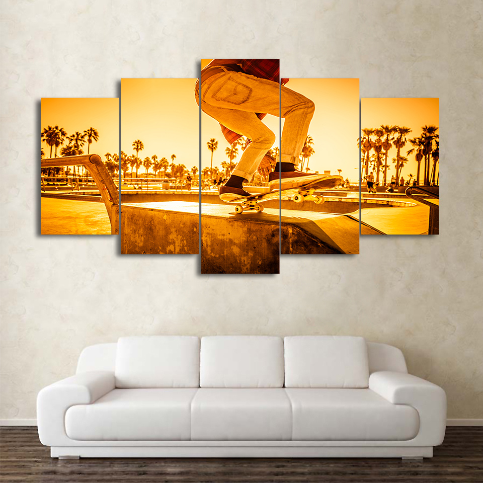 Alluring 10 skateboard wall art inspiration design of 48 skateboard wall art online get cheap skateboarding wall art aliexpress alibaba amipublicfo Images
