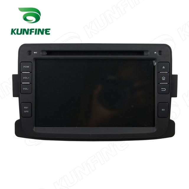 Quad Core 1024*600 Android 5.1 Car DVD Player de Navegação GPS Som Do Carro para RENAULT Duster 2012-2013 Radio 3G Wifi Bluetooth