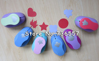 Large Size 8cm flowers tree round Shaper hole Punch Craft Scrapbooking Paper Puncher large Craft Punch DIY children toys