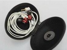 Em Estoque! marca SE535 Hi-fi fone de Ouvido estéreo Com Cancelamento de Ruído fone de ouvido Cabo de 3.5 MM In ear Fones De Ouvido Em Separado com Caixa VS SE215