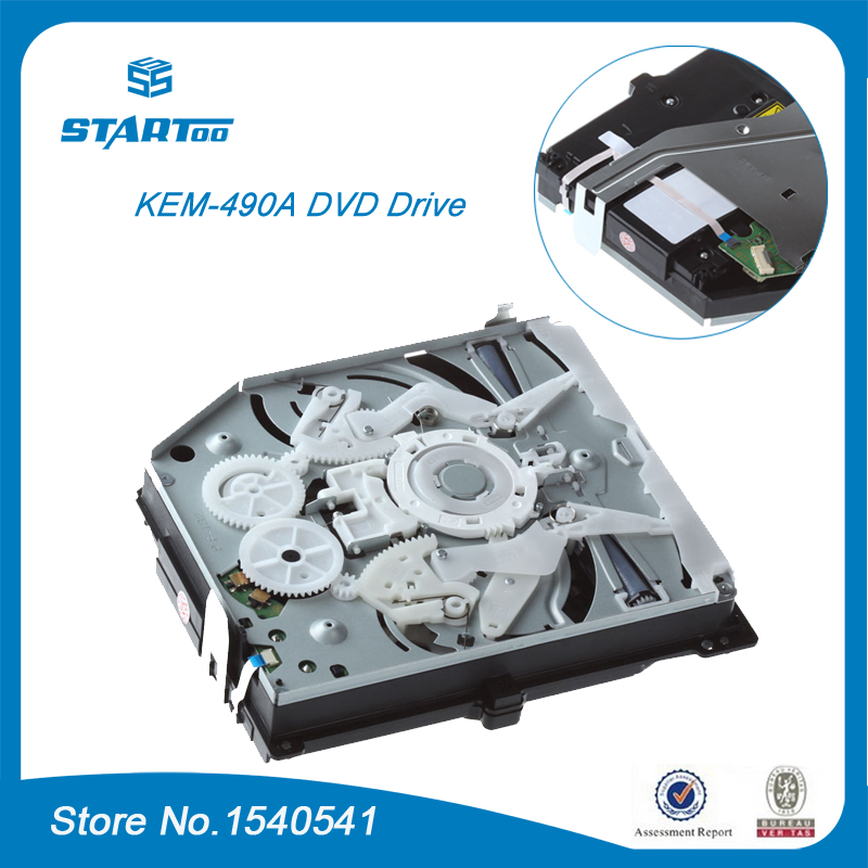DVD Replace Drive For PS4 KEM 490AAA Single Eye Drive KES 490 490A DVD Drive Laser
