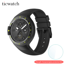 Ticwatch S Smart Watch Android Wear Bluetooth 4.1 WIFI GPS Heart Rate IP67 Water resistant Watch Phone with Free Protactive Film