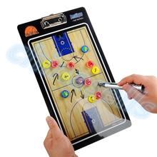 Outdoor PVC Soccer basketball Coach Match Training Tactical Plate Coaching Board Kits magnetic teaching board