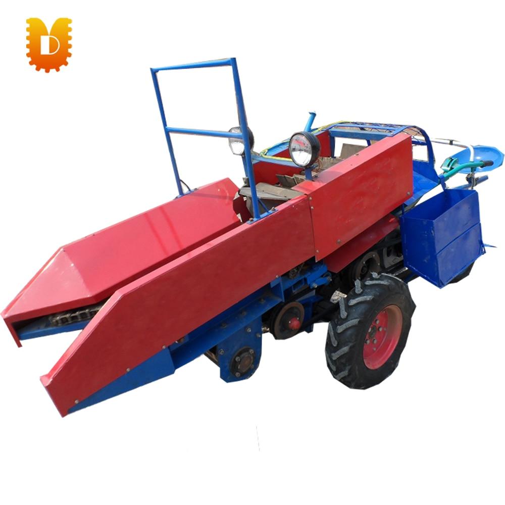 Hot Sale Ud Ymh1 Corn Harvester Maize Harvesting Machine