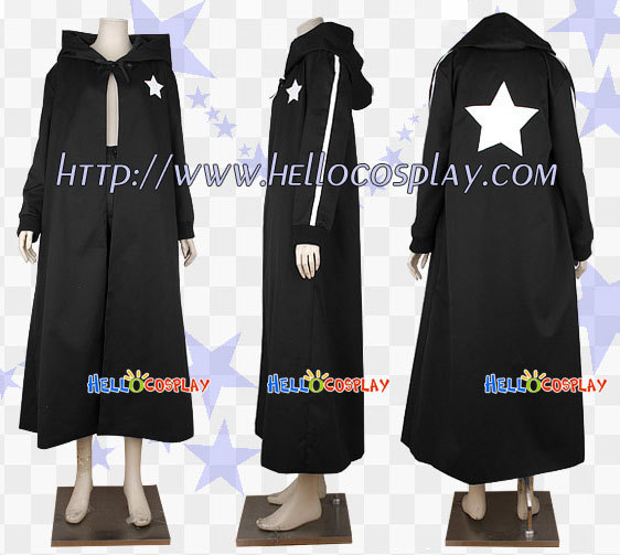 Black Rock Shooter Costume H008