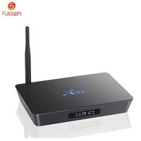 Fuloophi X92 Amlogic S912 Set Top Boxes 2GB 3GB 16GB 32GB Android 6 0 TV Box