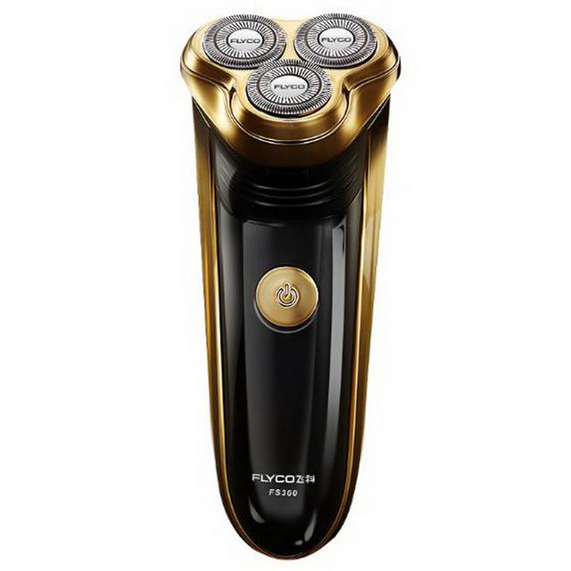 281212/Men, de Una máquina de afeitar eléctrica/cuchillo de Doble bucle de redes/apariencia de Oro/diseño Humanizado/interruptor Electrónico