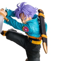 Anime Dragon Ball Z Action Figure Trunks Vegeta Son Dramatic Figurine Toy Collectible Model Toy Dragon