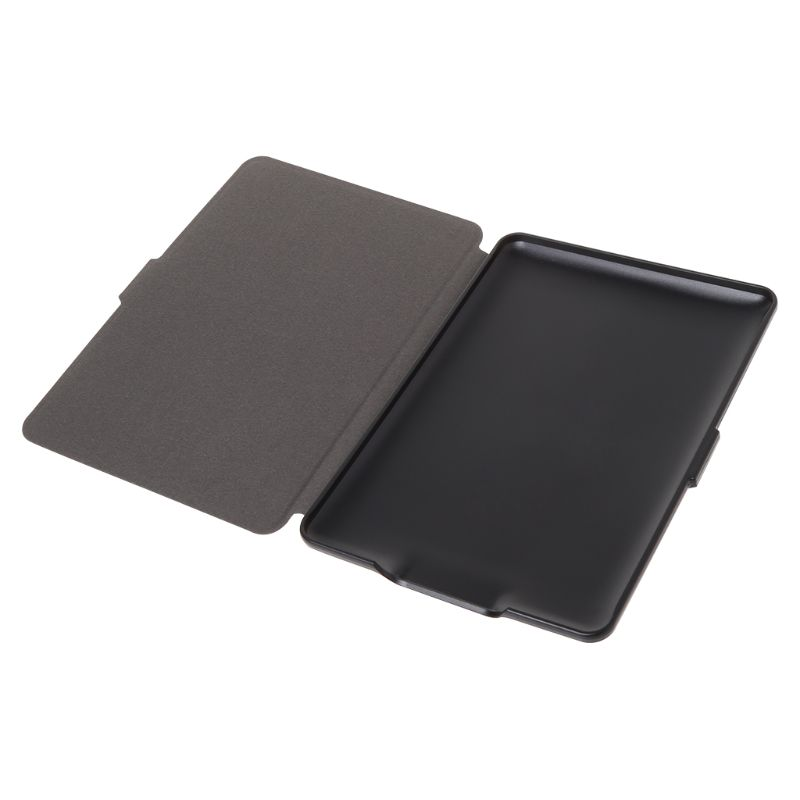 US $4 29 24% OFF For Amazon Kindle Paperwhite 1 2 3 Slim Faux Leather Flip  Case Smart Wake Cover-in Tablets & e-Books Case from Computer & Office on