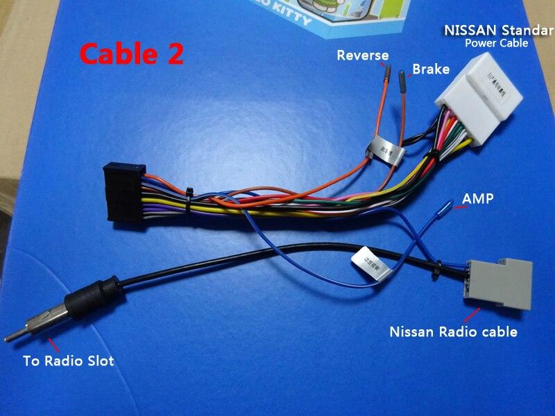Din Wire Harness Hyundai Wire Harness Radio Stereo Install Silver