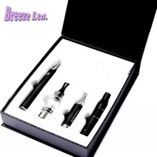 Magic 3 in 1 Wax Vaporizer Pen Kit Dry Herb electronic cigarettes with atomizer MT3 Glass atomizer EVOD Battery