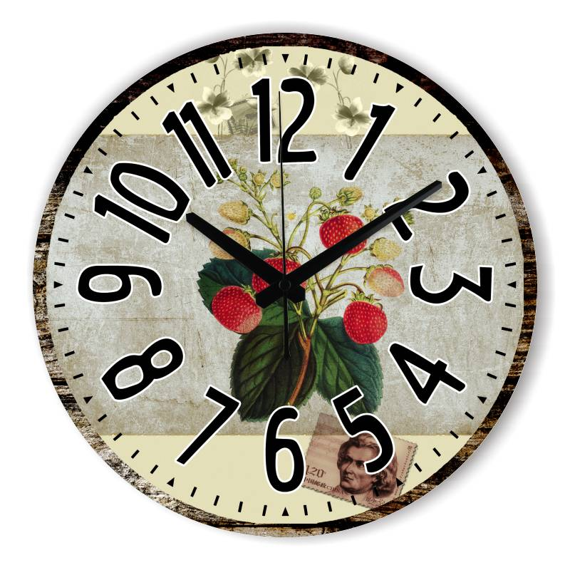 frutta orologio da parete-acquista a poco prezzo frutta orologio ... - Orologio Da Parete Per Cucina
