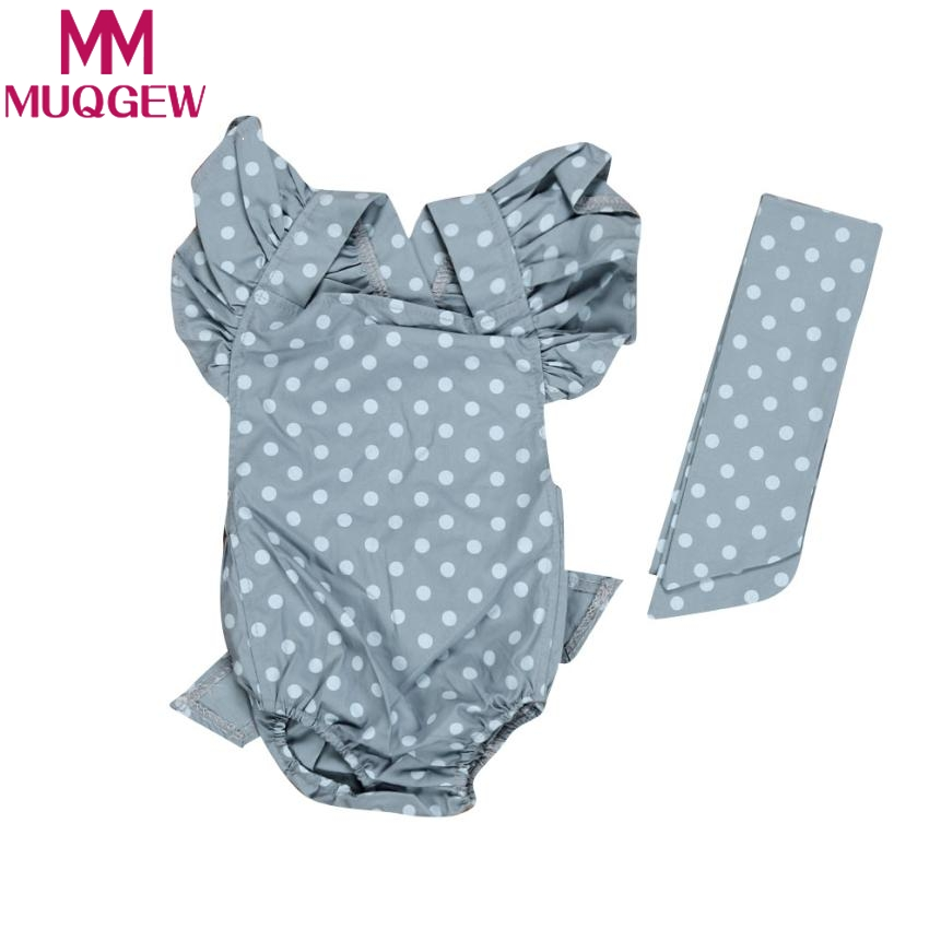 Detail Feedback Questions about MUQGEW 2018 Baby suit rampers 2pcs Newborn  Infant Kids Baby Girls Romper Jumpsuit Clothes Outfits Set baby girls clothing  on ... c7704ca559cd