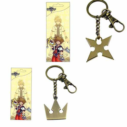 5pcslot kingdom hearts sora roxas accessories metal 3cm pendant 5pcslot kingdom hearts sora roxas accessories metal 3cm pendant alloy keychain key ring fashion bronze chain in key chains from jewelry accessories on aloadofball Gallery