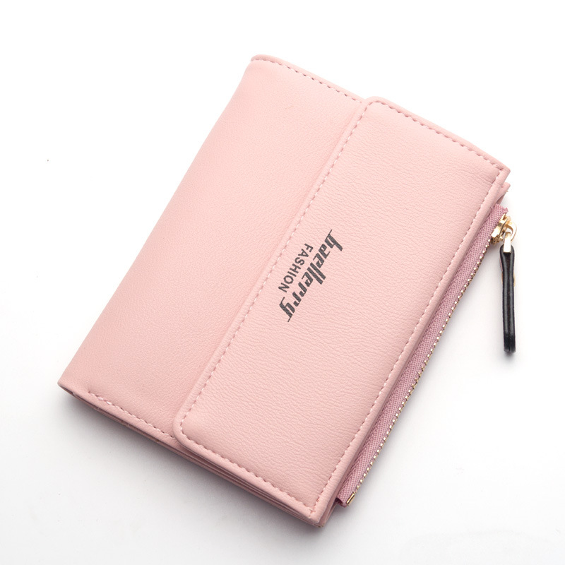 Hot Fashion Women s Purse Thin Zipper Women s Wallet Ladies PU Leather  Purse Female Small Mini Card Case Cheap Womens Wallets 7c83a81f1ebd