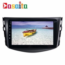 Dasaita 8″ Android 7.1 Car GPS Player Navi for Toyota RAV4 2009-2012 with 2G+16G Quad Core Stereo Radio Multimedia HDMI No DVD