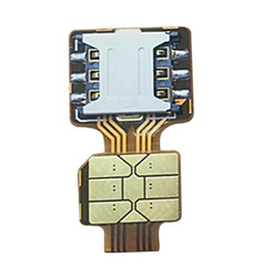 Hybrid Double Dual SIM Card Micro SD Adapter for Android Extender 2 Nano Micro SIM Adapter for XIAOMI REDMI NOTE 3 4 3s PRO Max