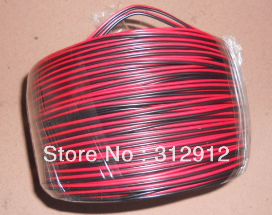 все цены на 100m/lot;2pin cable for single color led strip,18AWG онлайн