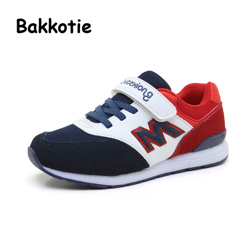 Bakkotie 2018 Spring Baby Boy Fashion Child Leisure Shoe Genuine Leather Loop Kid Toddler Girl Casual Breathable Sneaker Trainer bakkotie 2017 new fashion spring autumn baby boy casual sport shoe brand leisure trainer breathable sneaker girl first walkers