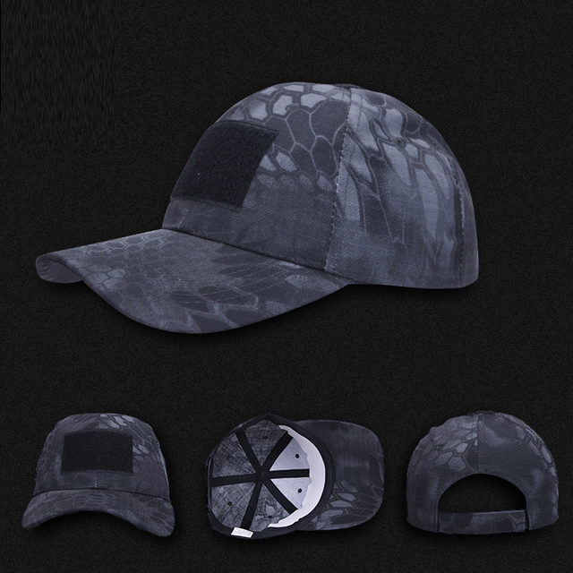 11Style Snapback Camouflage Tactical Hat Patch Army Tactical Hiking Cap  Unisex ACU Multicam Desert Camo Hats For Men Women f2202cc2c8