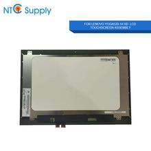 MEIHOU For Lenovo Yoga520-14 HD (Laptop LCD Screen 1366*768 HD+ NT140WHM-N44/PN ST50M60384/Mutto P/N B152112Q3 P/N AC60001LY10 цена и фото