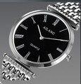 Classic Vintage Roman Number Lovers Business Statement Watches Fashion Elegant 2-Hand Quartz Wristwatch Men Women Relojes NW8002