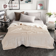 Liv-Esthete Fashion Thick Sherpa Throw White Blanket Weighted Fleece Queen King Adult Summer For Bed Or Couch 1PCS
