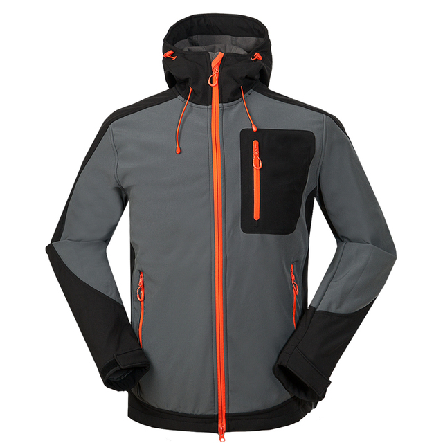 fd4d58f41 New Arrive Windbreaker Chaqueta Hombre Trekking Jaqueta Masculina Casual  Outdoors Softshell Jacket Men Coat Autumn Casaco