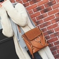Women Messenger Bags 2017 Vintage Bag Ladies Famous Brand Crossbody Bag Women Rivet Small Handbags Shoulder Bags 817