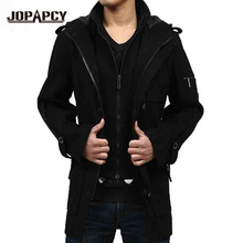 Online Get Cheap Mens Hooded Pea Coats -Aliexpress.com | Alibaba Group