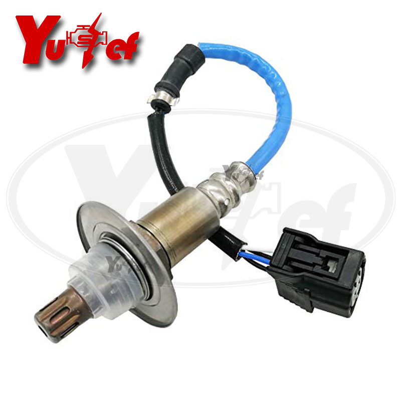 AIR FUEL RATIO Lambad O2 Oxygen Sensor Fit For HONDA CRV RE4 2.4 2007-2009 4 Wire UPSTREAM FRONT OE#36531-RZA-003 title=