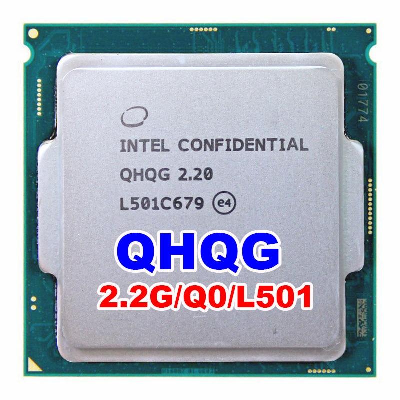 Intel Core I7 6400T ES QHQG 2.2GHz 4Core 8MB 8Threads 65W LGA1151 14nm Processor